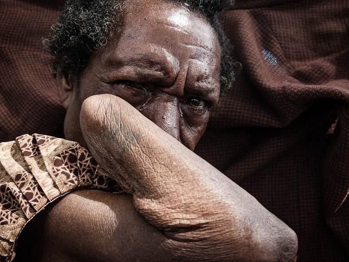 Crying Meri ©Vlad-Sokhin/Fotoevidence