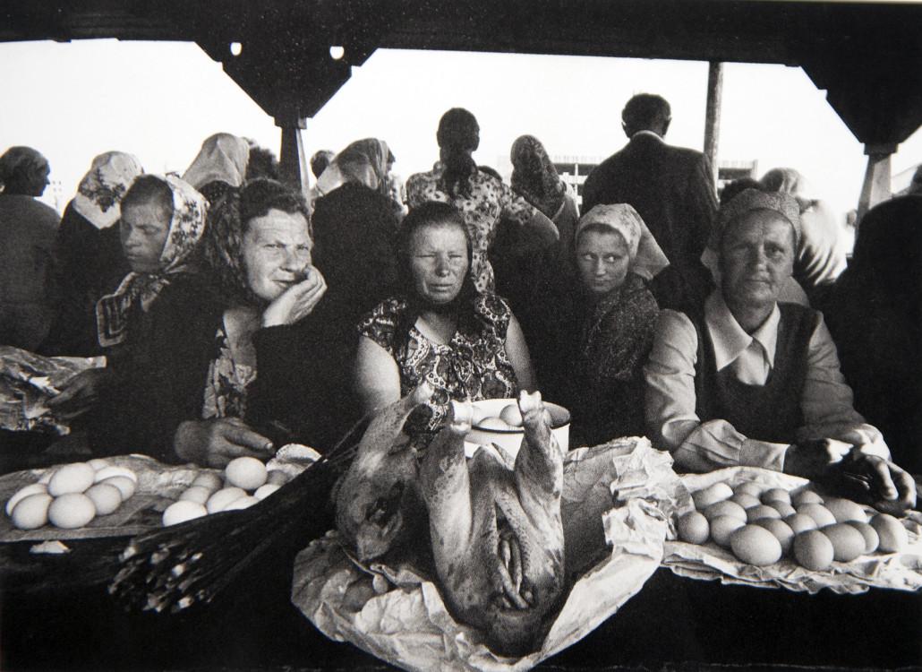 """От серията """"Селски пазари"""" © Александрас Мацияускас"""
